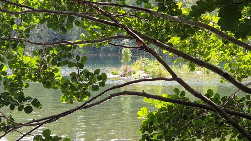 Djäknerundan, Karlsborg Tiveden - vattenlandskap